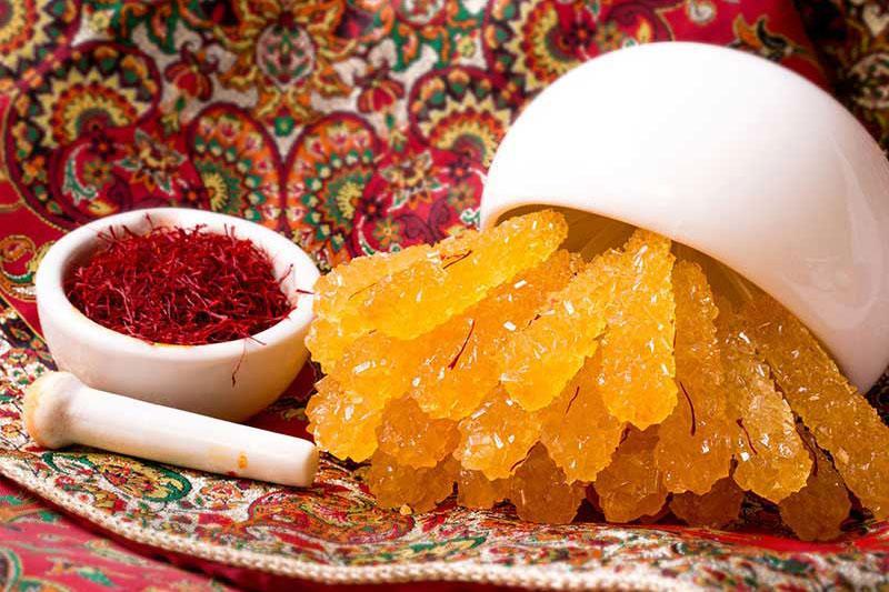 گز و نبات اصفهان